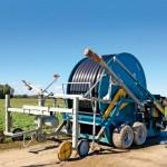 Velocidade e precisão em modernos irrigadores diminuem desperdícios